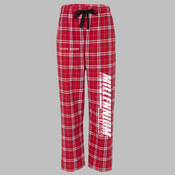MELEG - F20 Adult Fashion Flannel Pants With Pockets
