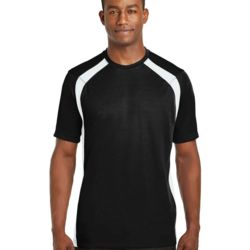 218 Adult Polyester Wicking Colorblock Jersey Thumbnail